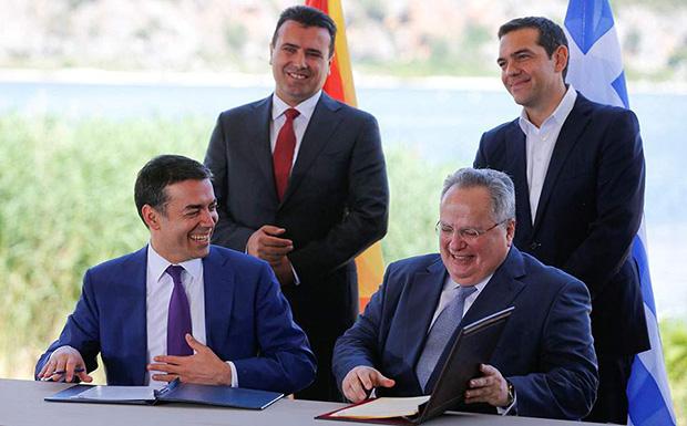 Prespa Agreement: A New Era For The Balkans? – PoliTips